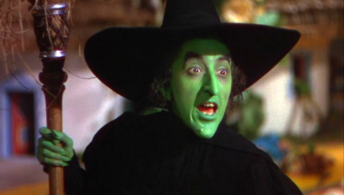 The Wicked Witch Of The West Is Alive She Lives In London Rides